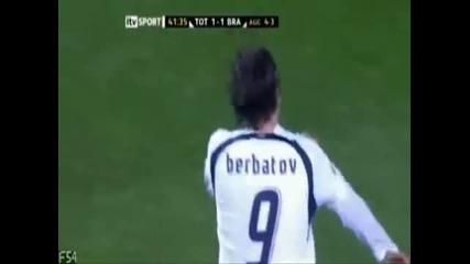 Едни от най-добрите моменти на Димитър Бербатов през годините