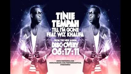 Tinie Tempah - Till I'm Gones !! Cd - Rip !!