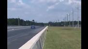 Top Level Blue Evo @ Atco Raceway!!