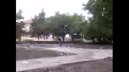 lek skok