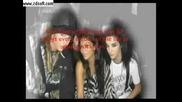 Tom Kaulitz с приятелка и стил!!! 2009