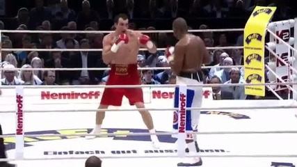 Wladimir Klitschko- Greatest Hits (hbo Boxing)