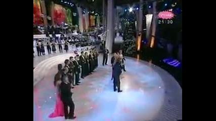 Lepa Brena - Od izvora dva putica, Novogodisnji Grand Show 2010.