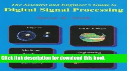 Download The Scientist   Engineer s Guide to Digital Signal Processing