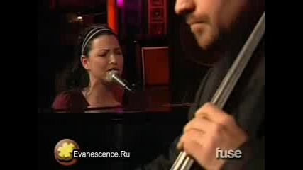 Evanescence - Call me when youre sober live