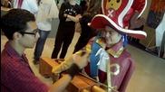 Gamebox и косплеърите на Aniventure 2013