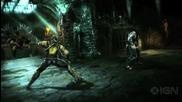 Mortal Kombat 9 Noob Saibot Vignette