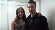 Dancing Stars - Посланието на Антон и Дорина (22.05.2014г.)