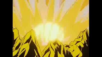 Vegeta`s New Power