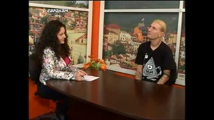 Савов в Тв Евроком Царевец на 14-ти февруари 2014