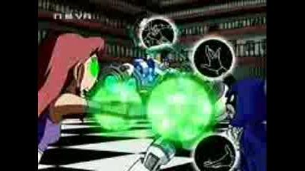 Teen Titans ep 09 (bg audio )