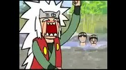Naruto Flash Parodiq