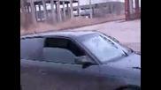 Opel Astra 2.0 16v Gsi burnout