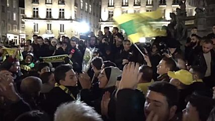 France: Fans hold memorial for missing former FC Nantes striker Sala