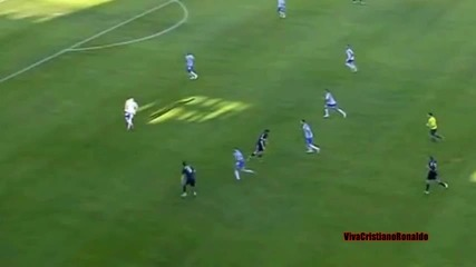 Кристиано Роналдо 2010 част 4