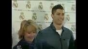 Поздравяват Роналдо за рожденния му ден