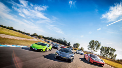 Racetrack Experience 2017 | Официално видео