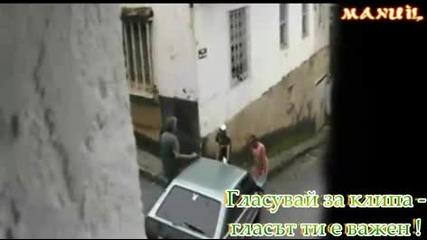 Тримата глупаци ... и колата ( смях ) !