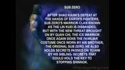 Sub Zeros Bio