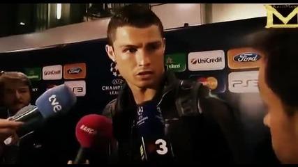_смях_ Кристиано Роналдо се оплаква от плъхове