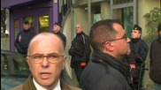 France: Cazeneuve praises police after attempted knife attack in Paris