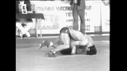 Борба - Мариан Недков Vs. IRAN