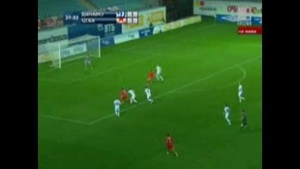 Цска се класира в групите на Лига Европа! Динамо - Цска 1:2!!!