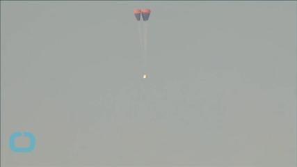 Jeff Bezos Releases Vine of Spaceship Launch