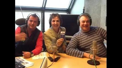 Тримата Мускетари на радио ефира и Аз