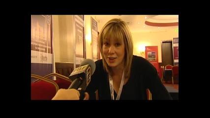 Wimbledon School of English, Англия, Интервю с Isobel Clarke