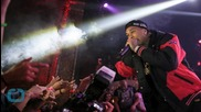 Tyga Gets Served Legal Papers at Sneaker Release Party