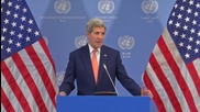 Austria: Five Americans 'unjustly detained' in Iran released - John Kerry