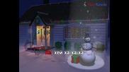 Детски - Снежен човек (караоке)