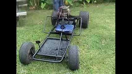 Hot Rod Gokart