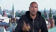 Russia: Ex-pro Collymore reacts to UK Apprentice host's 'racist' tweet