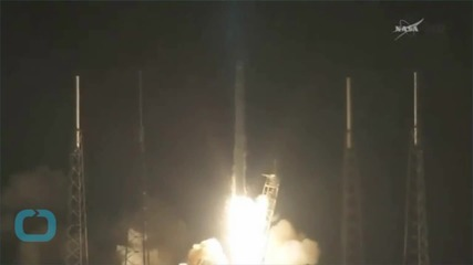 SpaceX's Dragon Spacecraft Prepares Resupply Launch