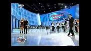 """Андреа и Кости в Румънския Dancing stars Танц Cha - Cha на Андреа и Кости в """" Dancing Stars """""""