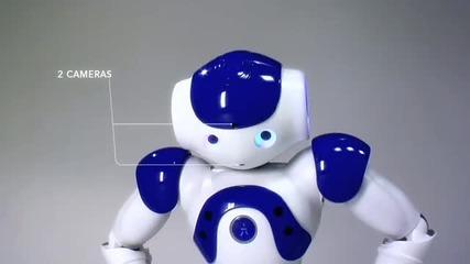 Изрод Nao robot