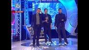 Фънки кюфтето обижда Преслава ¤ Music Idol ¤