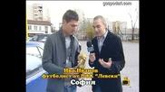 Златен скункс за Иво Иванов