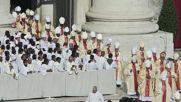 Италия: Папа Франциск провъзгласи майка Тереза за светица