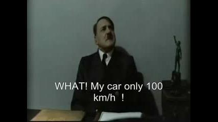 Хитлер мненията за Bugatti Veyron