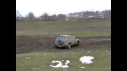 Тойота Рав 4 в лепкава кал