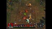 Heroes 5 Toe 1 срещу 3