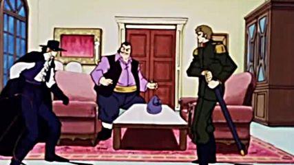 Легендата за Зоро - епизод 2 - Бг Аудио # The Legend of Zorro / Kaiketsu Zorro 02 [anime animation]