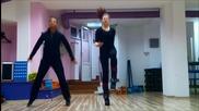 Kangoo Jumps с Крис в Смарт Студио Камато, Пловдив