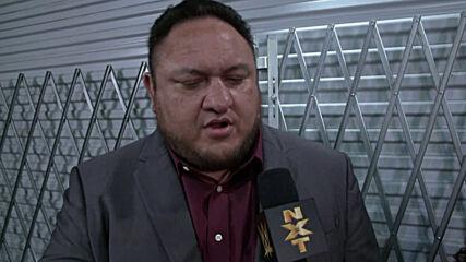 Order is restored under Samoa Joe: WWE Network Exclusive, June 22, 2021