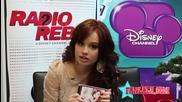 Деби Раян говори за саундтрака на Radio Rebel!