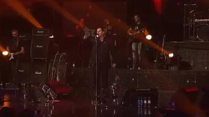 Превод !!! Aco Pejovic - Biti siguran - Live - Arena 19.10.2013.