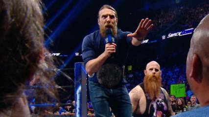 Daniel Bryan & Rowan disparage California's air quality: WWE.com Exclusive, June 18, 2019